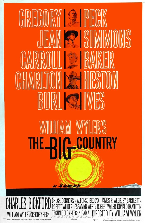 Big country poster