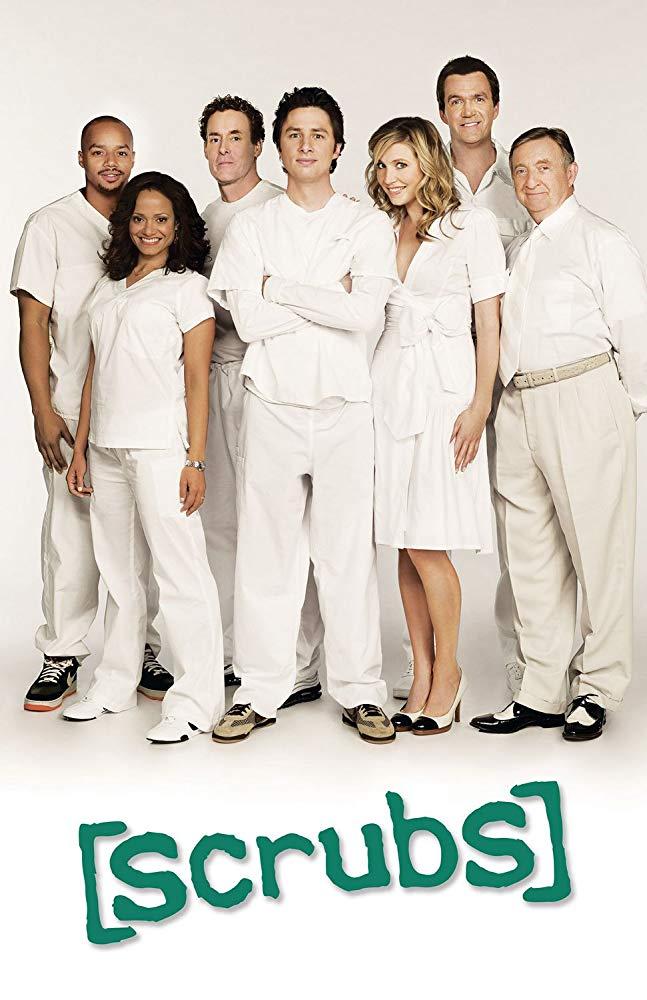 scrubs hozy doktorzy