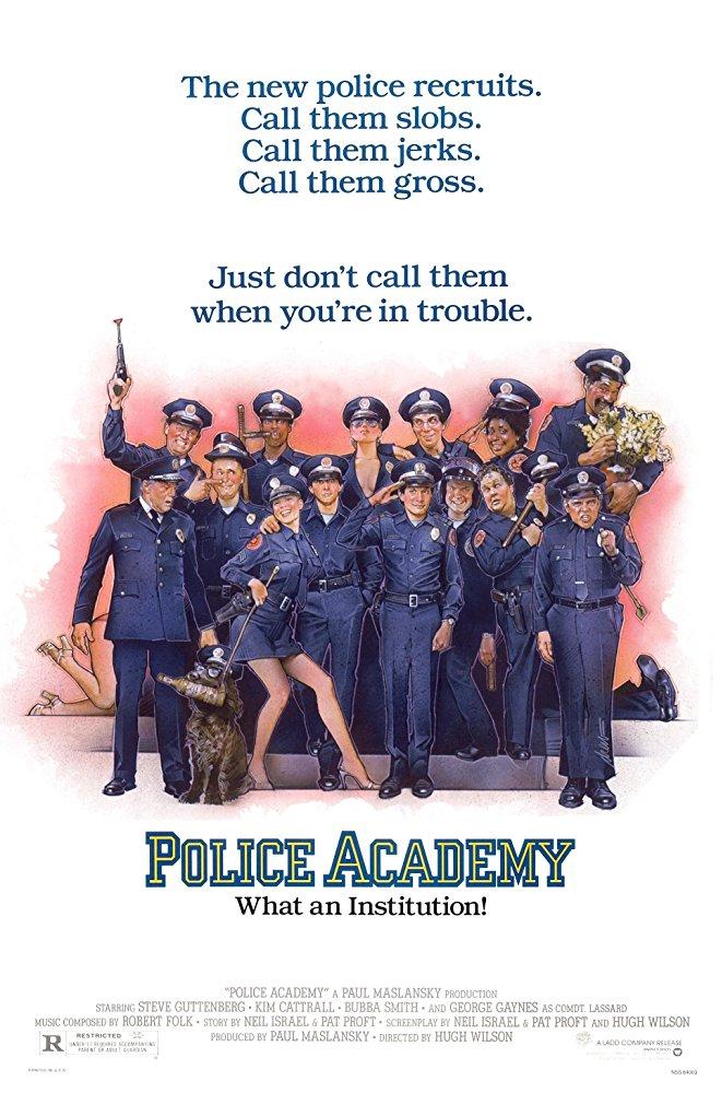 akademia policyjna Police Academy