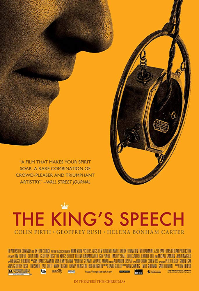 jak zostac krolem the king's speech
