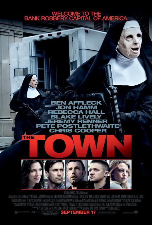 the town miasto zlodziei
