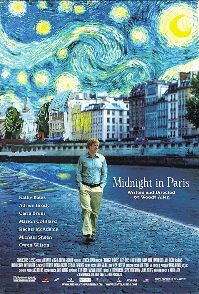 o polnocy w paryzu midnight paris
