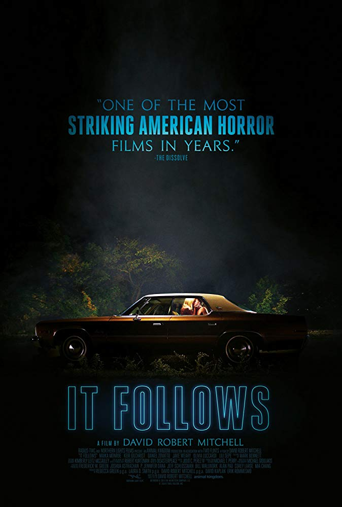 Cos za mna chodzi it follows 2014