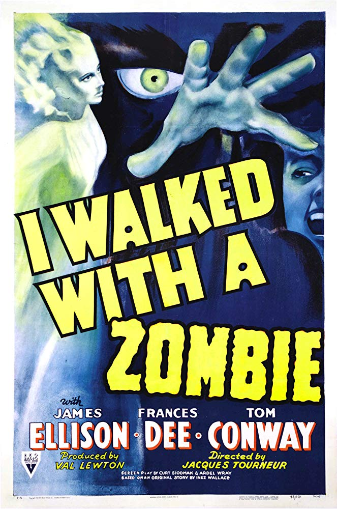 I Walked with Zombie horror