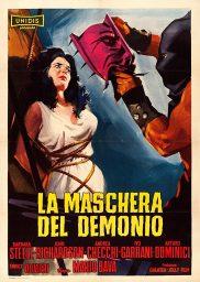 Maska szatana black sunday 1960 horror