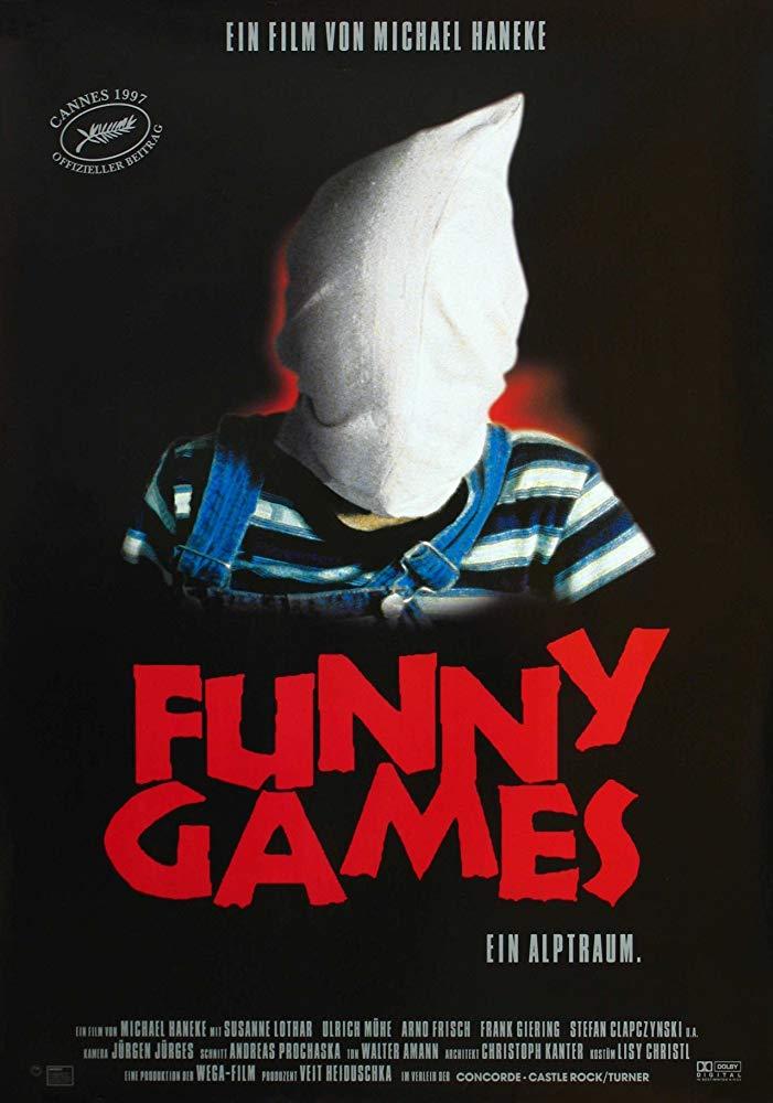 funny games haneke