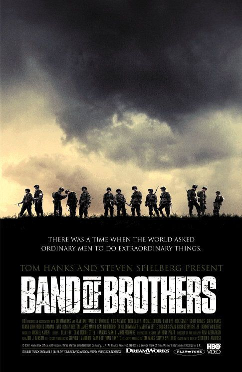 kompania braci 2001 band of brothers