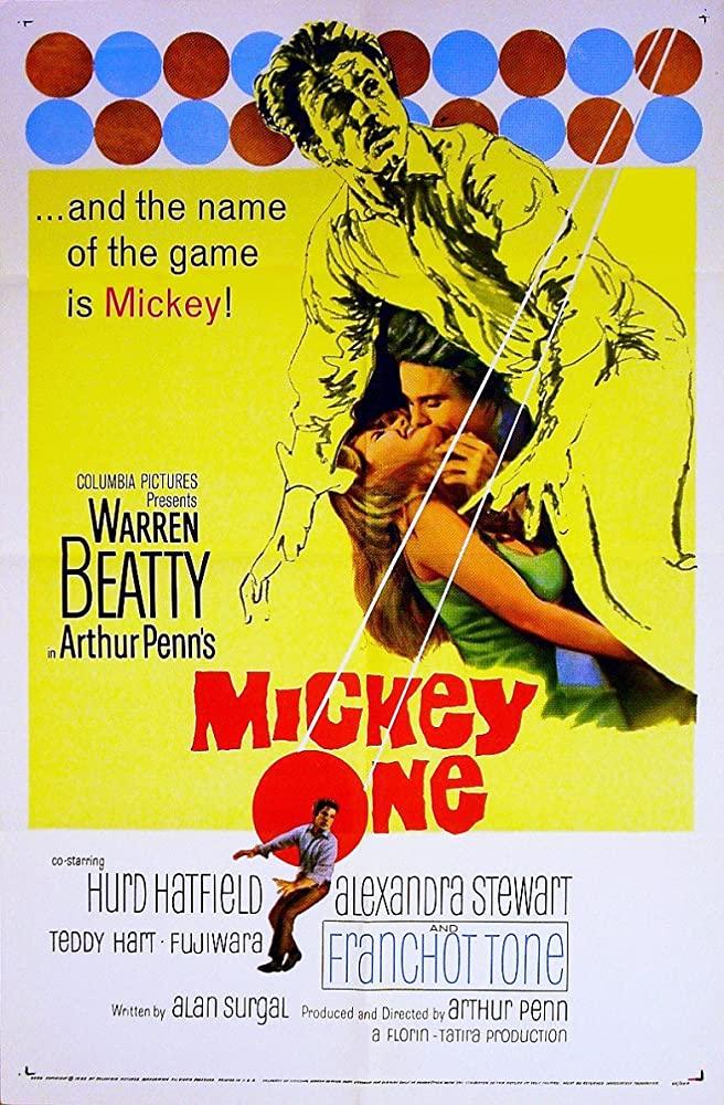 arthur penn Mickey 1965