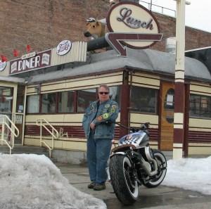 Garrison & DINERS Bike