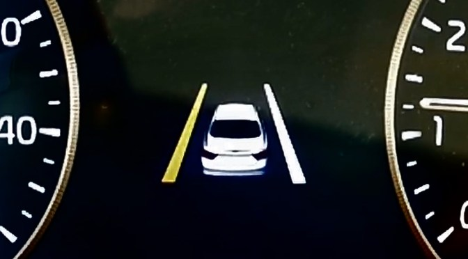 Values: Our Career Lane Departure Alert