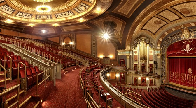 Get 2ND ACT Audacious at Waterbury's Palace Theater March 26th