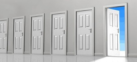 How many doors are you willing to knock on?