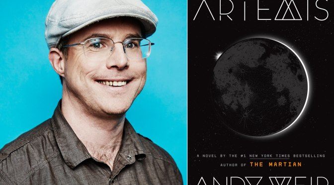 Andy Weir wrote his reinvention from software engineering to science fiction novels
