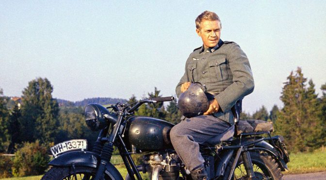 "Steve McQueen's road to ""King of Cool"" is the reinvention ride of a lifetime"