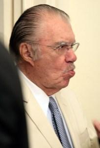 O velho oligarca José Sarney