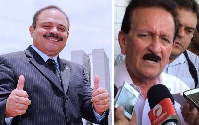 Waldir Maranhão e Edmar Cutrim: salário família