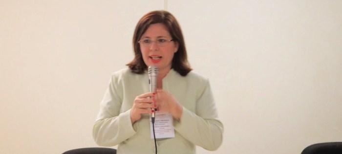 A ex=secretária Genilde Campagnaro, indicada de Zequinha Sarney e responsável pelo esquema condenado pela Lei Anticorrupção