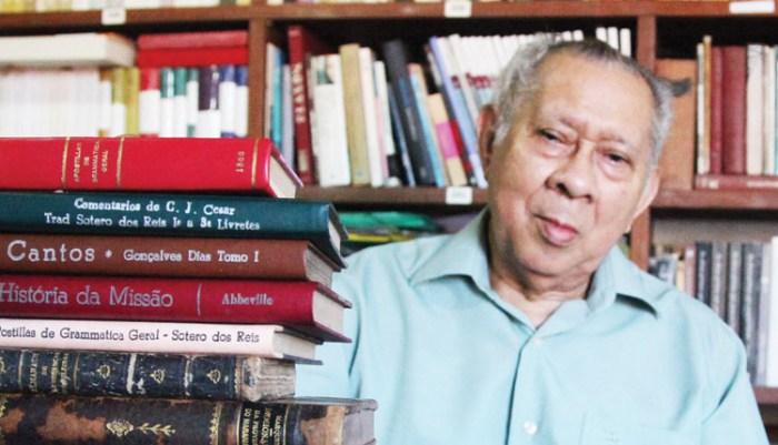 Jomar Moraes: vida entre livros
