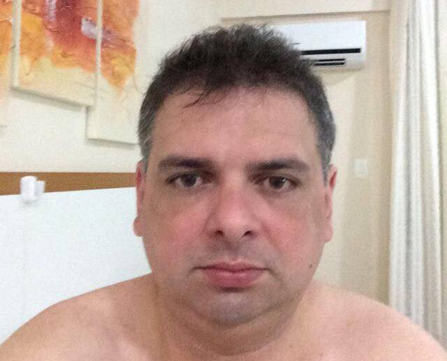 Fabiano Bezerra, acusado pela Polícia Federal de fazer parte de uma organização criminosa montada para desviar recursos públicos