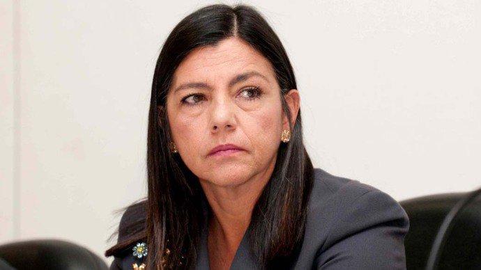 A ex-governadora Roseana Sarney: compensações consideradas criminosas pelo MP
