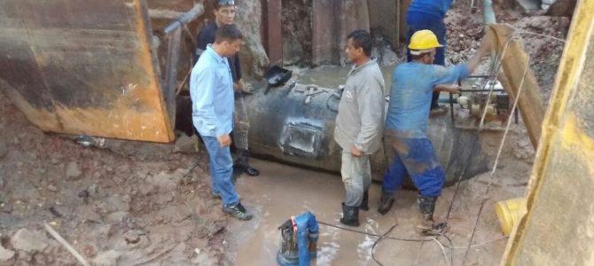 Caema monta força-tarefa para garantir abastecimento de água em Imperatriz