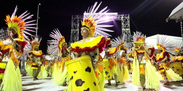 Temporada carnavalesca é aberta oficialmente em São Luís