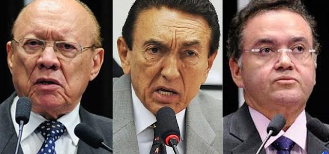 Senadores maranhenses esquecem que o foro privilegiado de bandido é na cadeia