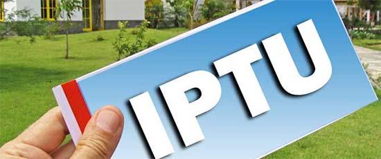 Contribuintes podem acessar boleto via internet e pagar antecipadamente IPTU 2017