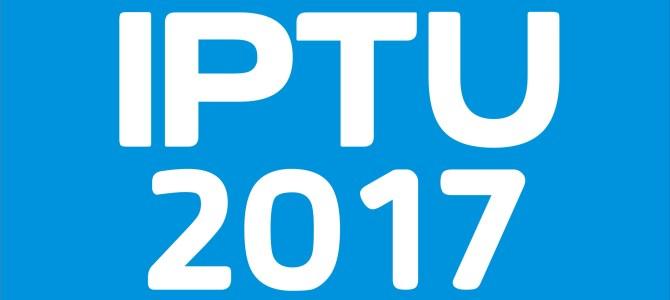 Prefeitura amplia prazo para pagamento da primeira parcela e cota única do IPTU 2017