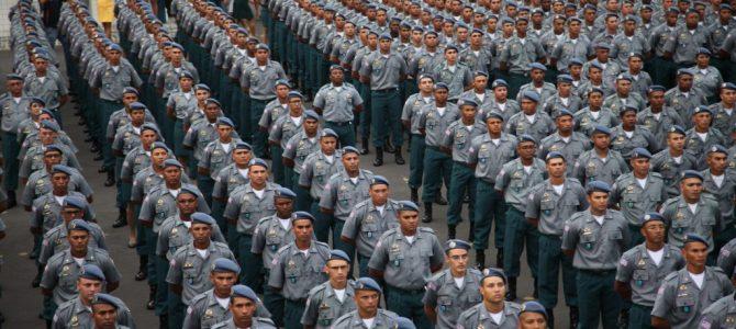 Flávio anuncia para setembro edital do concurso da polícia militar, civil e bombeiros