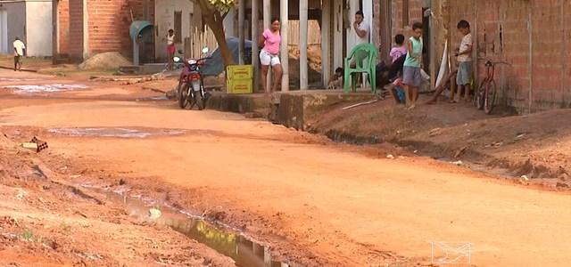 Justiça determina o asfaltamento de todas as ruas de Marajá do Sena