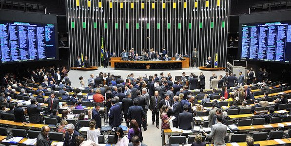 Deputados maranhenses salvam presidente Michel Temer