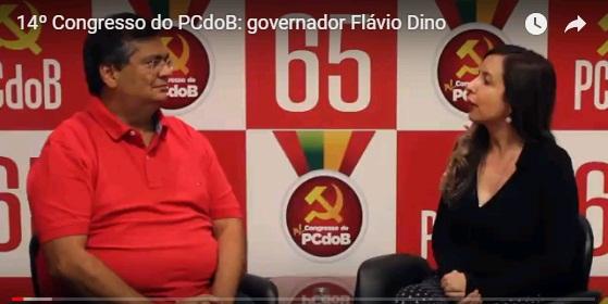 Flávio Dino: Acredito numa vitória no nosso campo em 2018