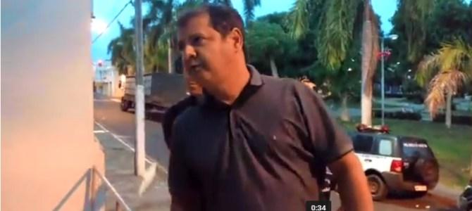 Polícia prende Júnior de Nenzin
