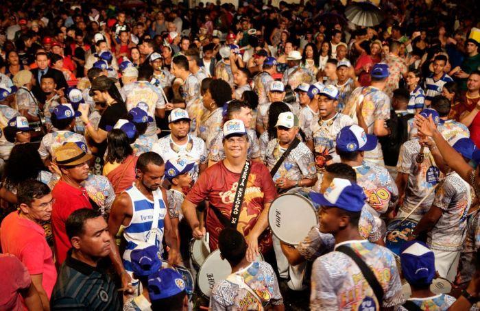 Resultado de imagem para Sarney no Carnaval