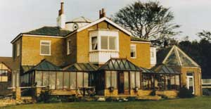Alma Beatty - and once William Garrow's - seaside villa