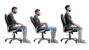 pictures of man with bad posture