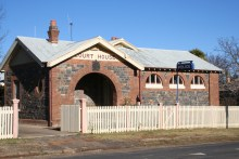 Hill End, the former mining boom town (2)