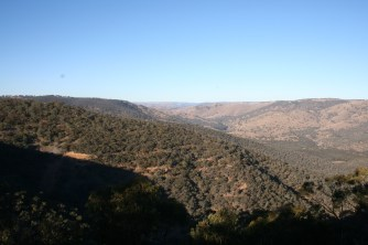 On the road between Hill End and Sofala (1)