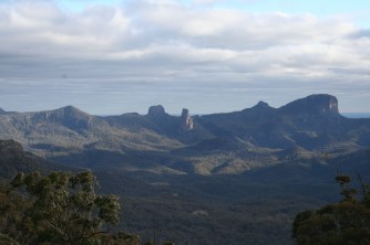 View of Warrumbungle Ranges from Siding Springs Observatory (1)