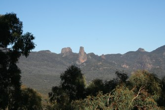 Whitegum Lookout Walk Warrumbungle Ranges (38)