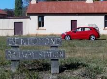 Ben Lomond Railway Station