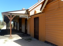 Black Mountain Railway Station