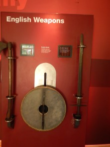1066 Battle of Hastings English Weapons