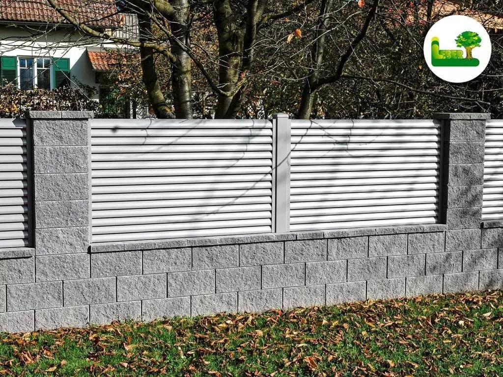 Strukturbetonstein granitgrau. Modern, simple, minimal. -gartenleber Jagerberg