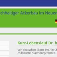 Rolf Derpsch - Direktsaat
