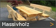 Baumstammbank Massivholz Holzbank Sortiment