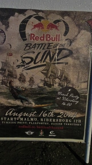 "Poster ""Redbull Battle of the Sund"""