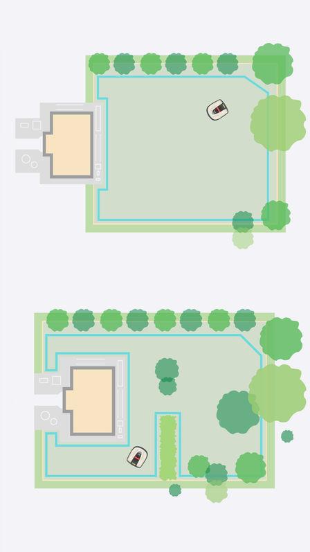 Grundstücksmuster