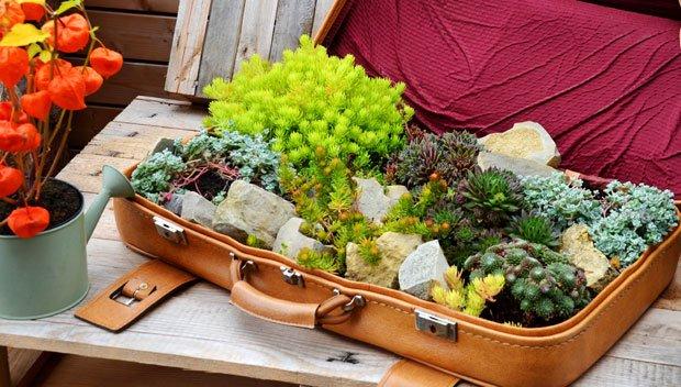 Garten herbstlich gestalten – 6 schnell umsetzbare Dekoideen